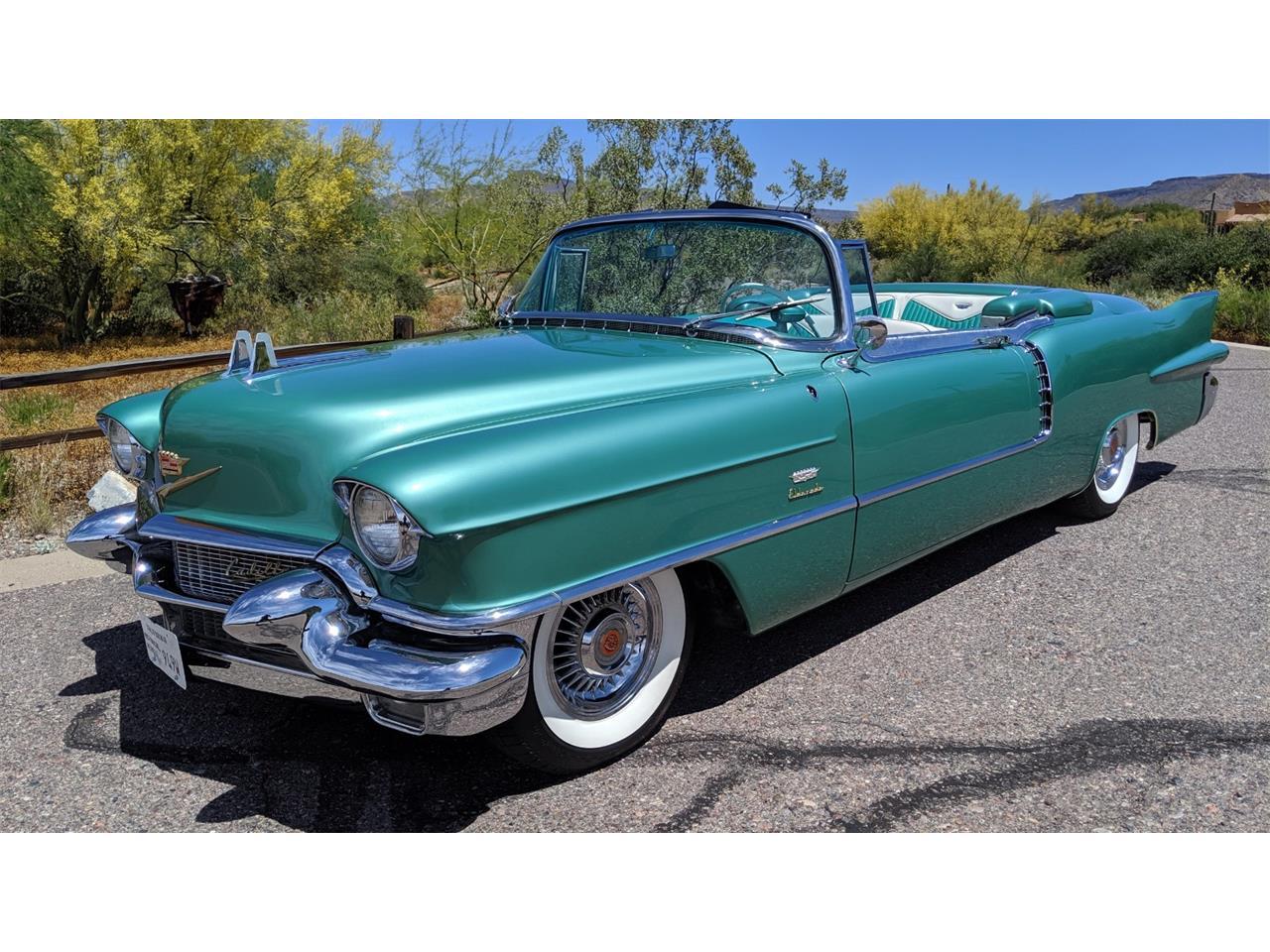 1956 Cadillac Eldorado Biarritz (CC-1222071) for sale in North Scottsdale, Arizona