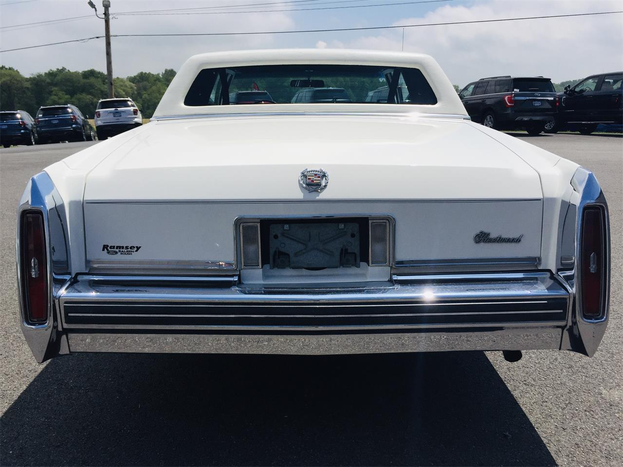 1981 Cadillac Fleetwood Brougham (CC-1222086) for sale in Mill Hall, Pennsylvania