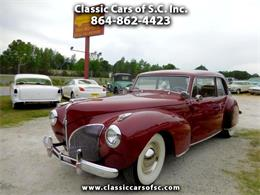1941 Lincoln Continental (CC-1220222) for sale in Gray Court, South Carolina