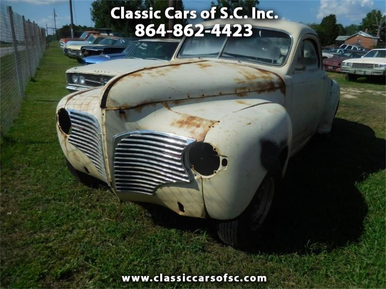 1941 Dodge Coupe (CC-1220224) for sale in Gray Court, South Carolina