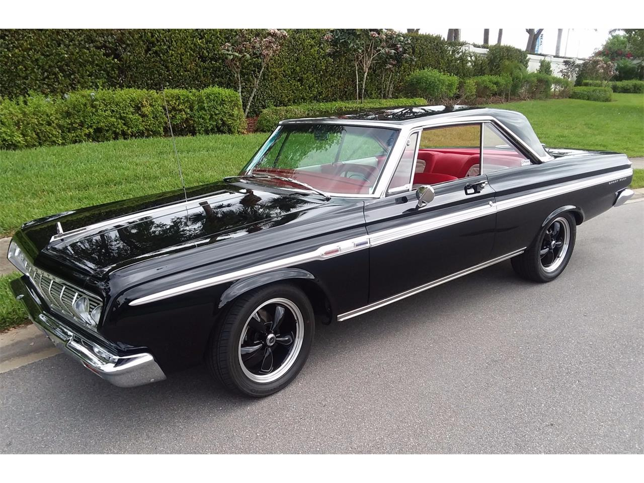 1964 Plymouth Sport Fury for Sale | ClassicCars.com | CC ...