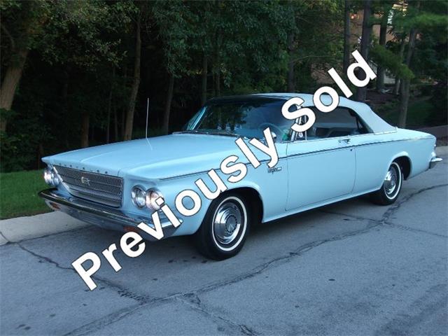 1963 Chrysler Newport (CC-1222272) for sale in Dublin, Ohio