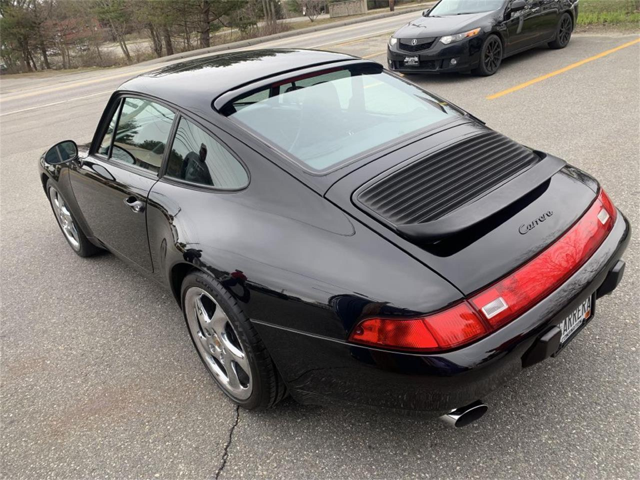 1996 Porsche 911 (CC-1222277) for sale in West Pittston, Pennsylvania