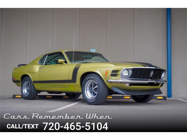 1970 Ford Mustang (CC-1222312) for sale in Englewood, Colorado