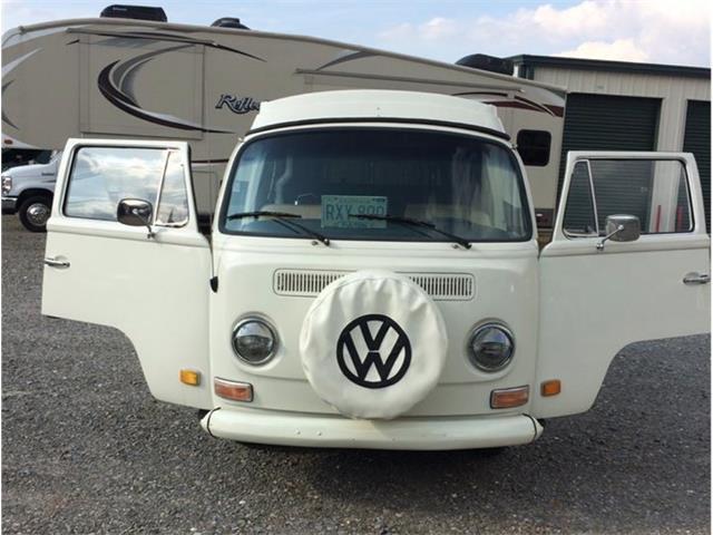 1971 Volkswagen Westfalia Camper