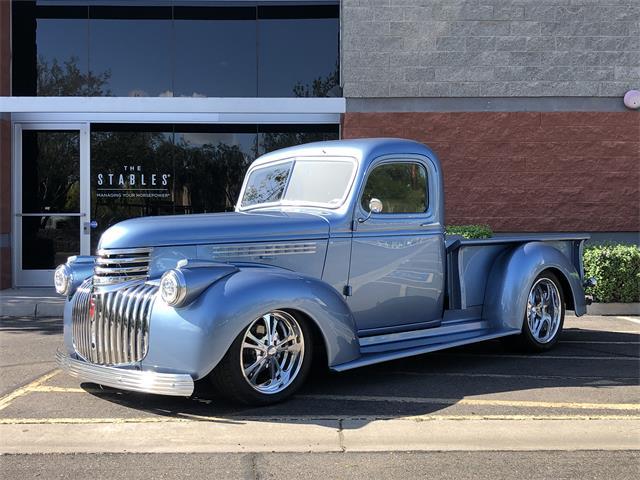 1946 Chevrolet Pickup (CC-1222434) for sale in Scottsdale, Arizona