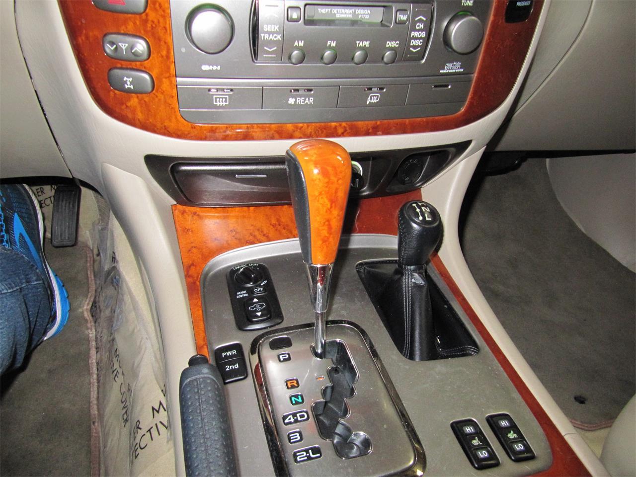 2003 Lexus LX470 (CC-1222460) for sale in Omaha, Nebraska
