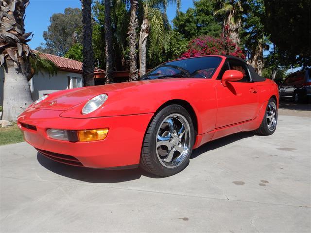 1993 Porsche 968 (CC-1222514) for sale in Woodland Hills, California