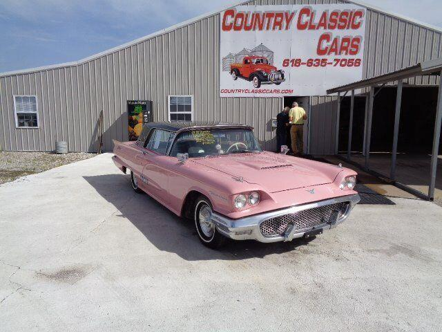 1958 Ford Thunderbird (CC-1222593) for sale in Staunton, Illinois