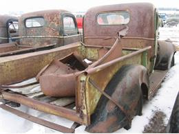 1946 Chevrolet Pickup (CC-1222654) for sale in Cadillac, Michigan