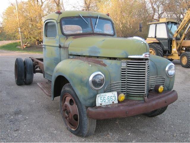 1949 International KB5 (CC-1222660) for sale in Cadillac, Michigan