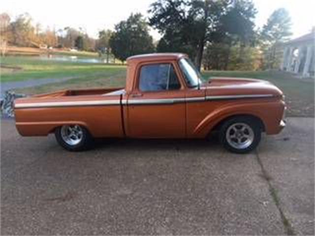 1966 Ford F100 (CC-1220268) for sale in West Pittston, Pennsylvania