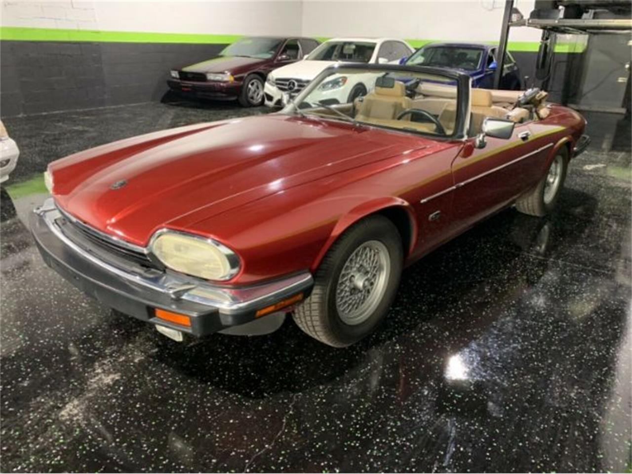 1993 Jaguar XJS for Sale   ClassicCars.com   CC-1222685