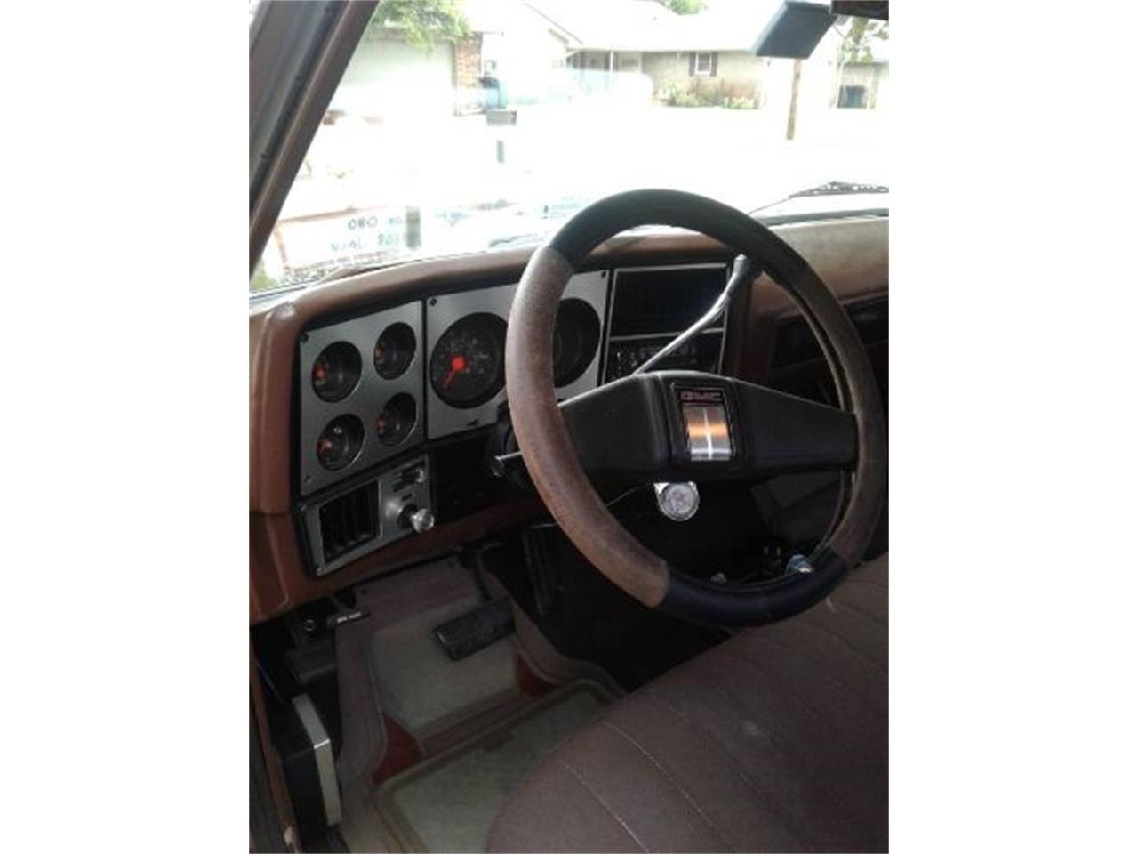 1978 GMC Truck (CC-1222700) for sale in Cadillac, Michigan
