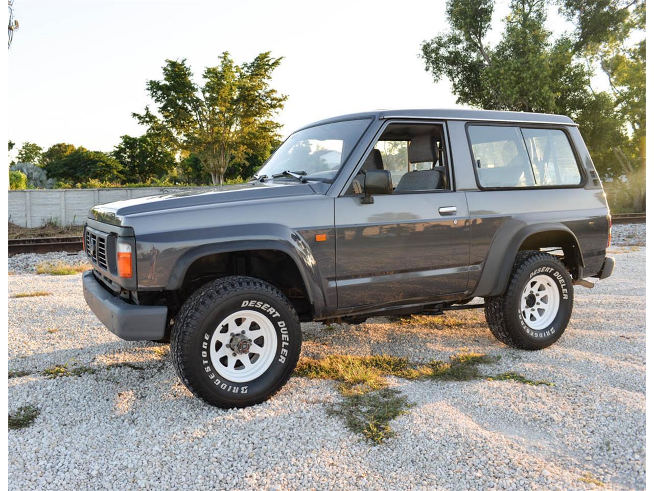 1990 Nissan Patrol For Sale Classiccars Com Cc 1222702