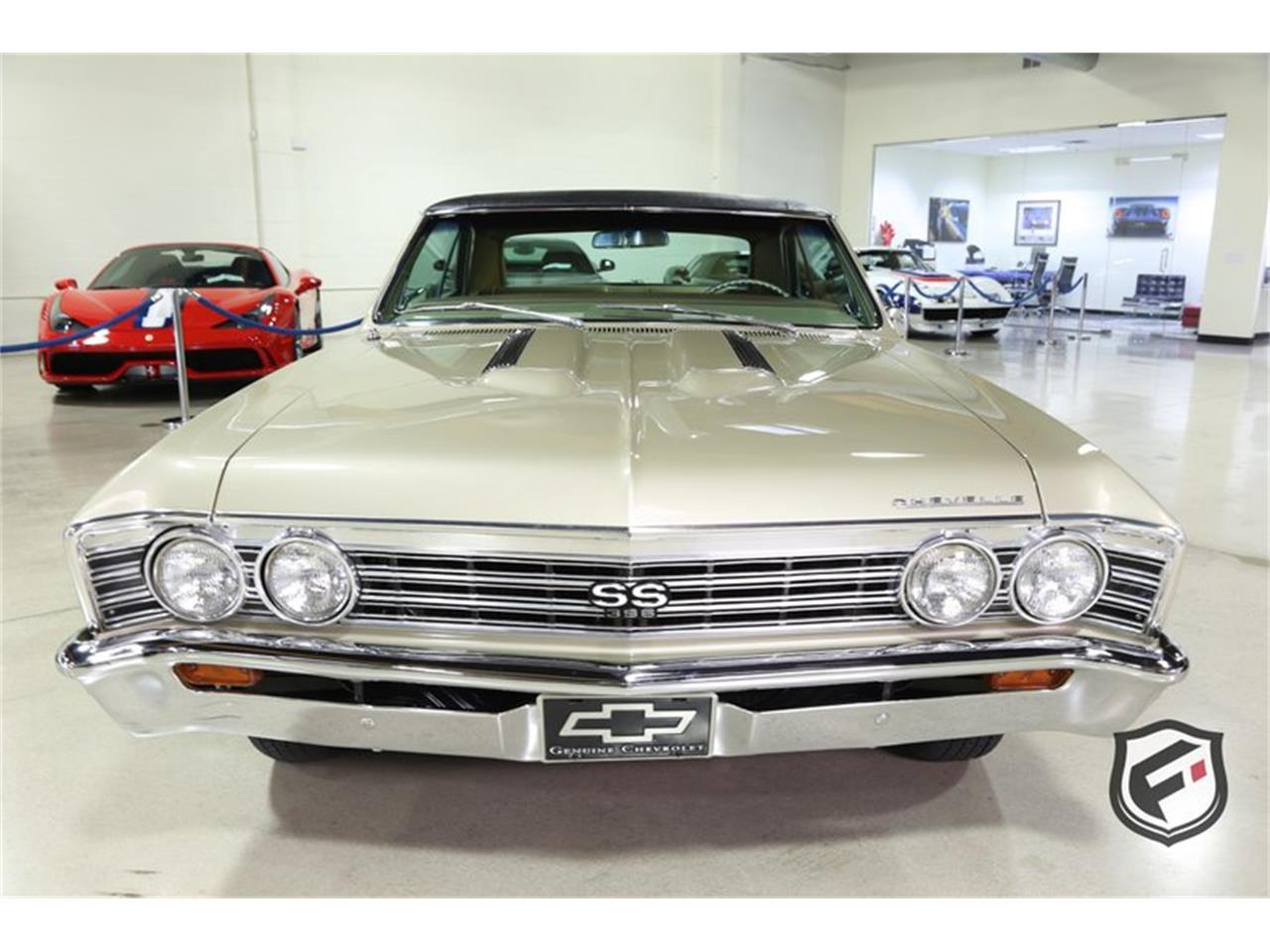 1967 Chevrolet Chevelle (CC-1222705) for sale in Chatsworth, California