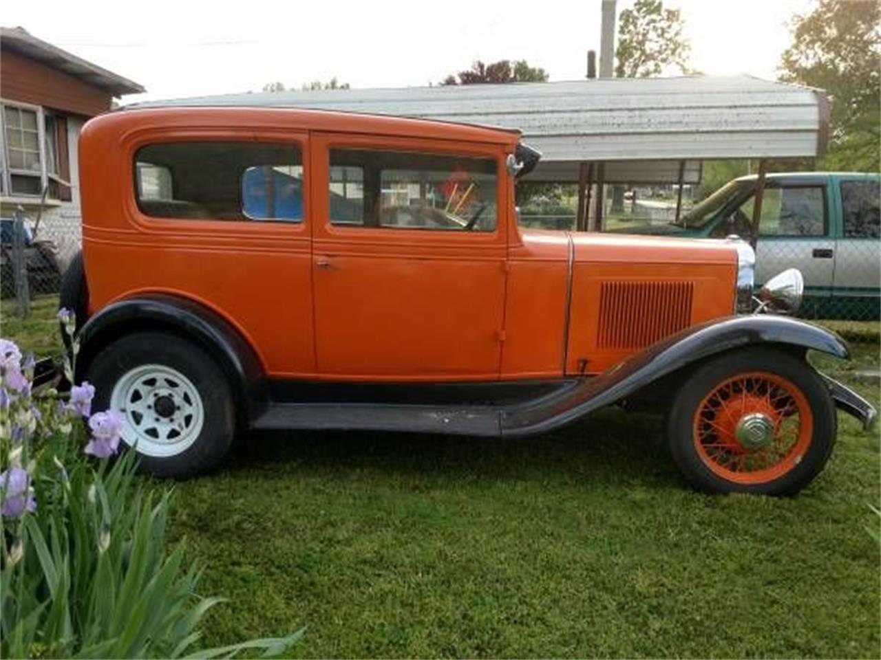 1931 Chevrolet Sedan (CC-1222708) for sale in Cadillac, Michigan