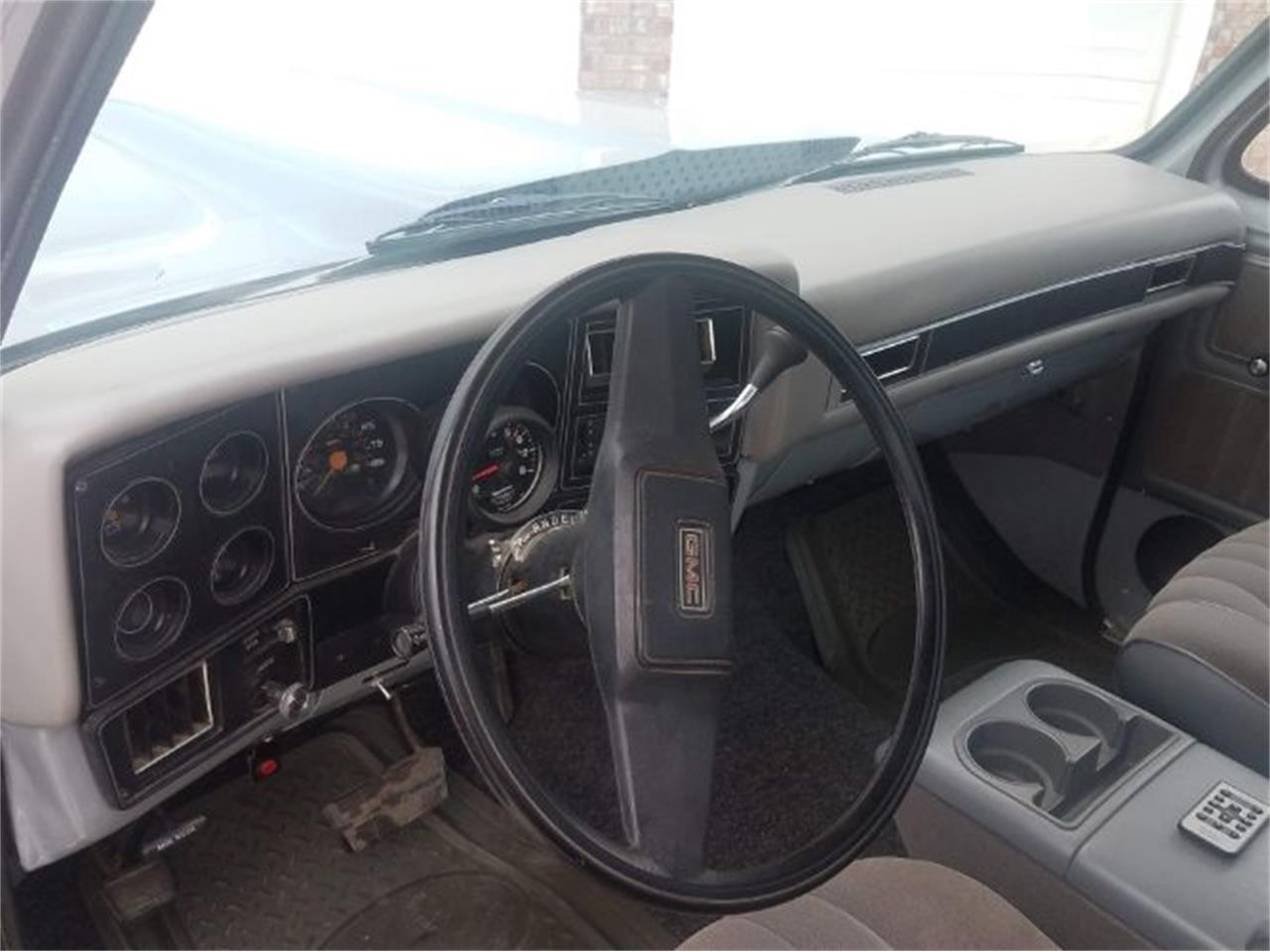 1980 GMC Sierra (CC-1222729) for sale in Cadillac, Michigan