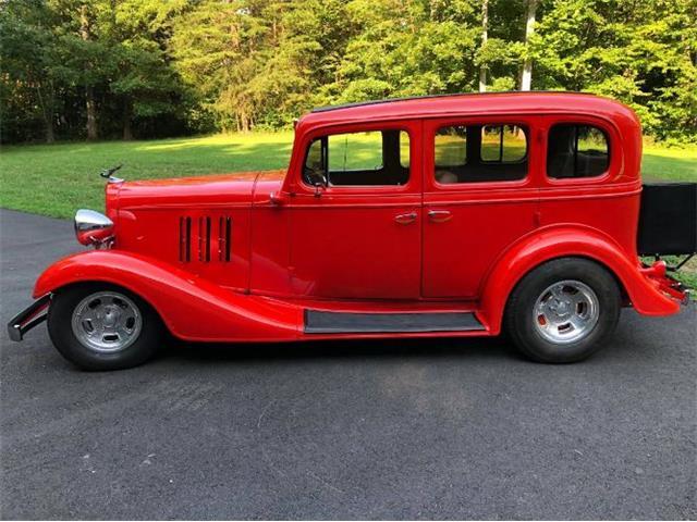 1933 Chevrolet Sedan (CC-1222732) for sale in Cadillac, Michigan