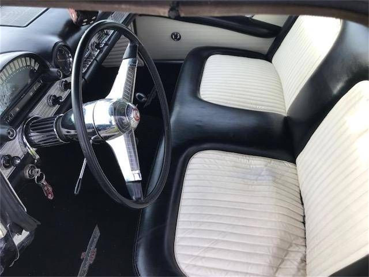 1955 Ford Thunderbird (CC-1222741) for sale in Cadillac, Michigan