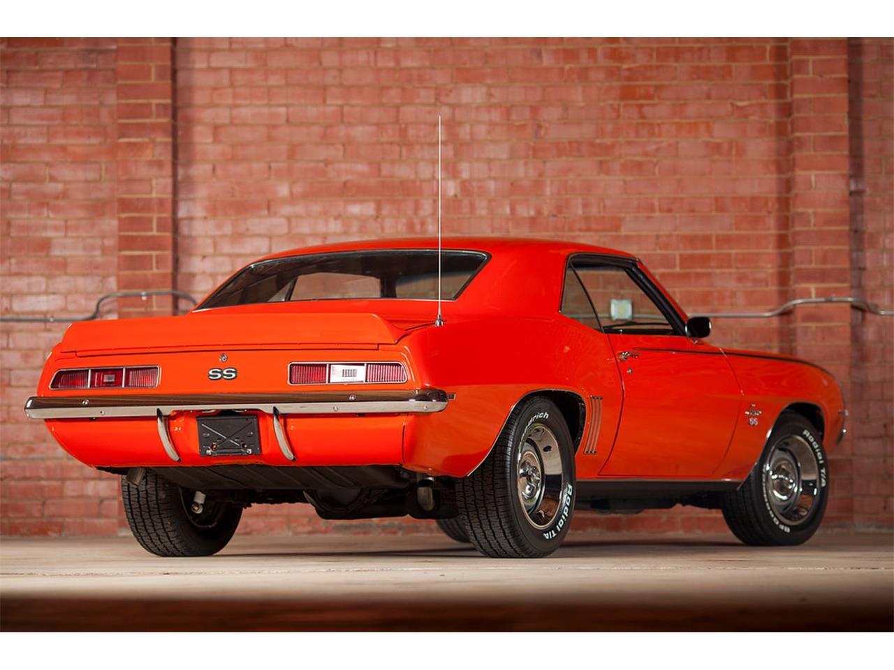 1969 Chevrolet Camaro (CC-1220281) for sale in Charlotte, North Carolina
