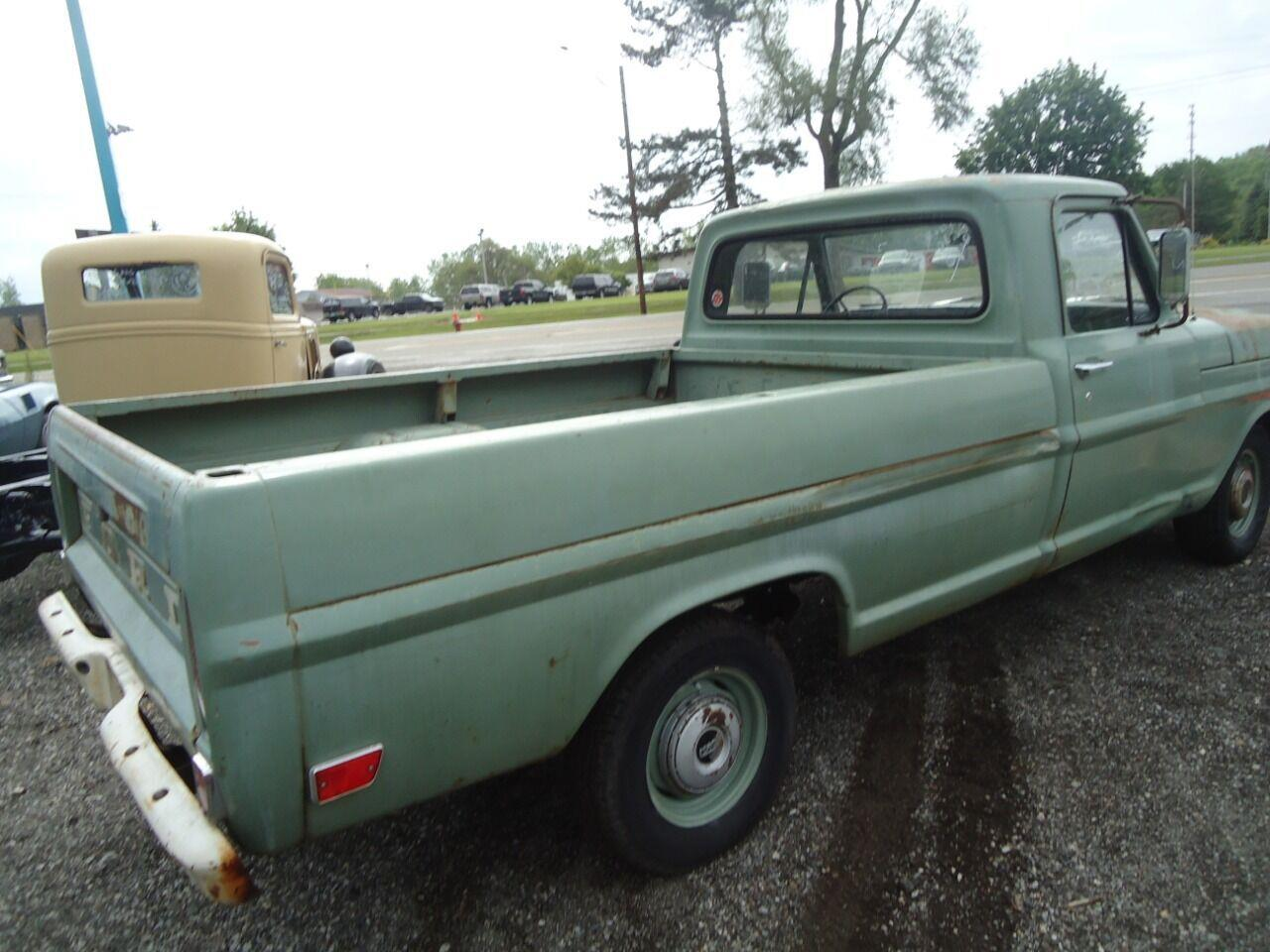 1969 Ford F100 (CC-1222835) for sale in Jackson, Michigan