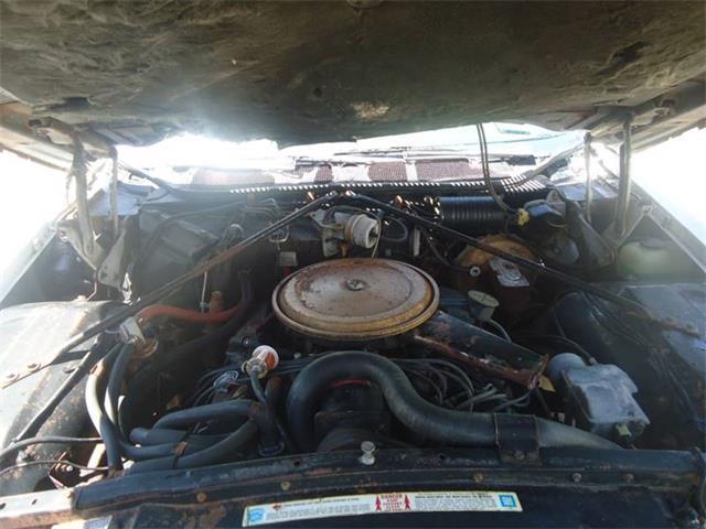 1968 Cadillac DeVille (CC-1222840) for sale in Jackson, Michigan
