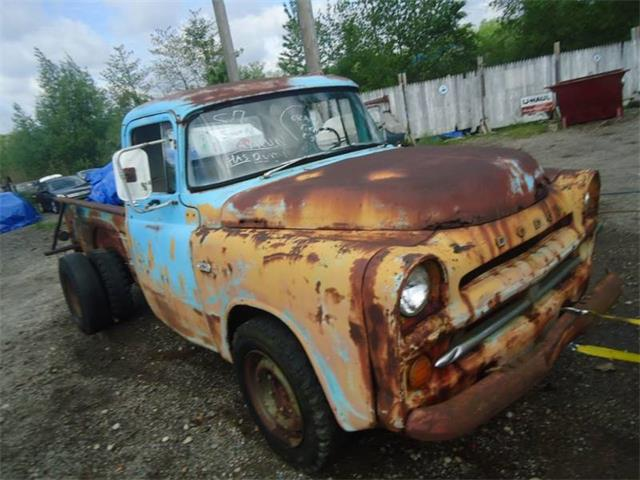 1957 Dodge D250 (CC-1222841) for sale in Jackson, Michigan