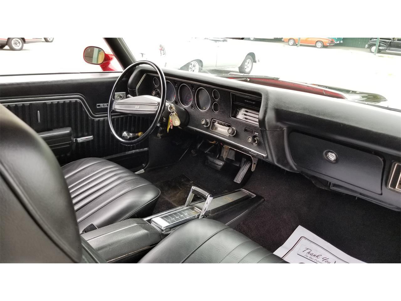 1972 Chevrolet Chevelle SS (CC-1222905) for sale in Salesville, Ohio