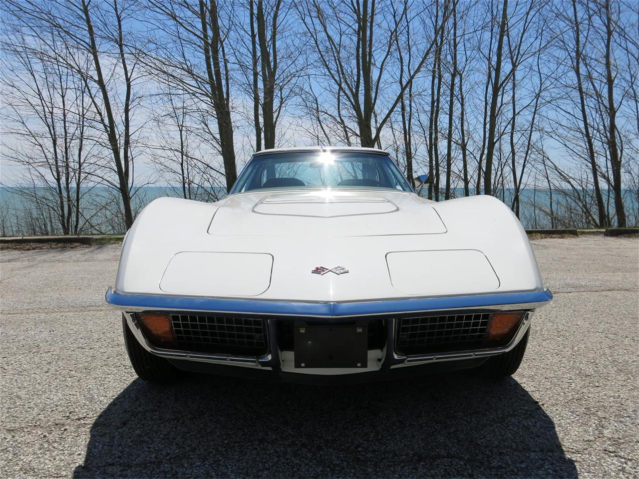 1972 Chevrolet Corvette (CC-1222907) for sale in Manitowoc, Wisconsin