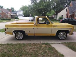 1977 Chevrolet C10 (CC-1222917) for sale in Madison Heights, Michigan