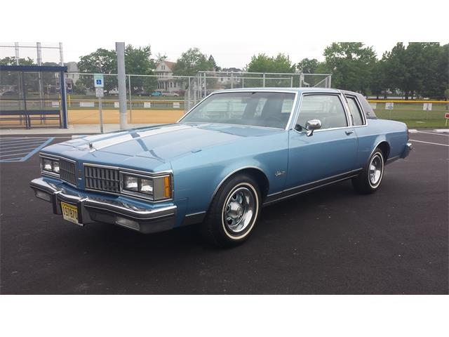 1981 Oldsmobile Delta 88 Royale (CC-1222919) for sale in Brooklawn , New Jersey
