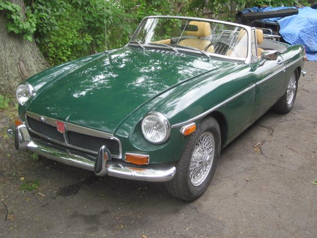 1972 MG MGB (CC-1222922) for sale in Stratford, Connecticut