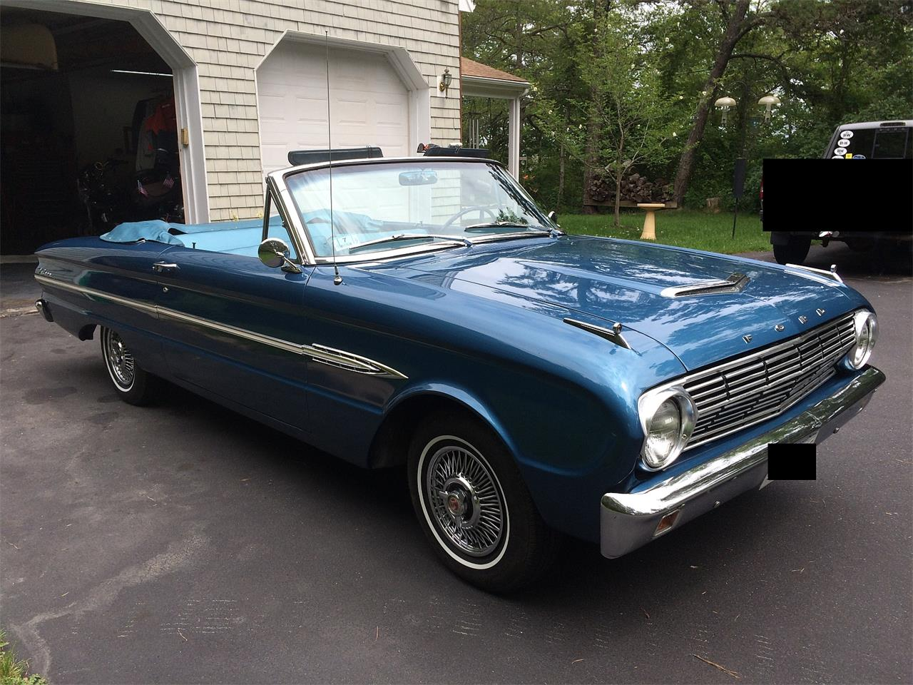 1963 Ford Falcon Futura (CC-1222928) for sale in Cape Cod, Massachusetts
