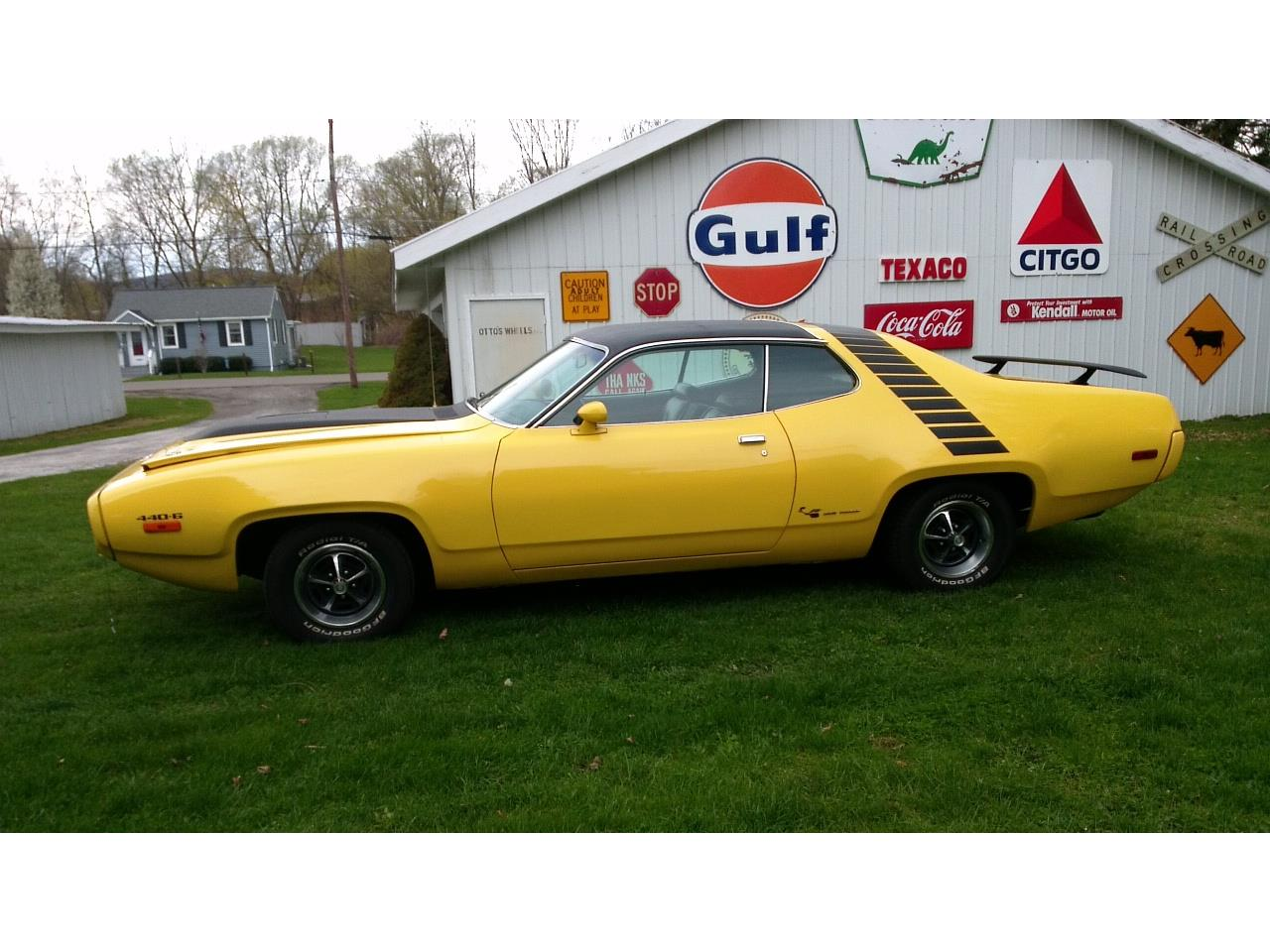 1972 Plymouth Road Runner (CC-1222931) for sale in Mill Hall, Pennsylvania