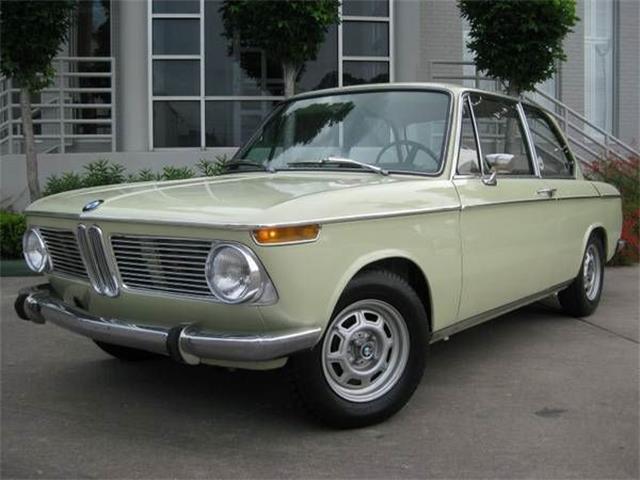1969 BMW 1600 (CC-1222988) for sale in Cadillac, Michigan