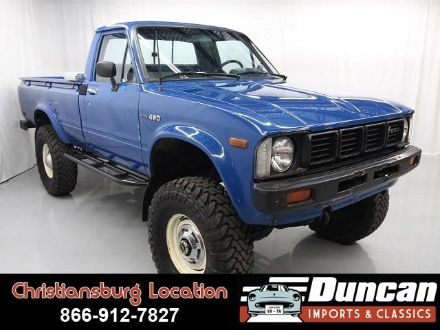 1980 Toyota Pickup (CC-1223000) for sale in Christiansburg, Virginia