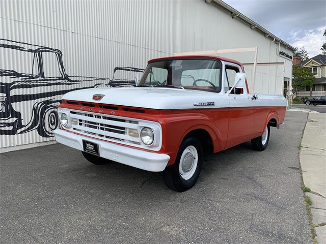 1962 Ford F100 (CC-1223005) for sale in Fairfield, California