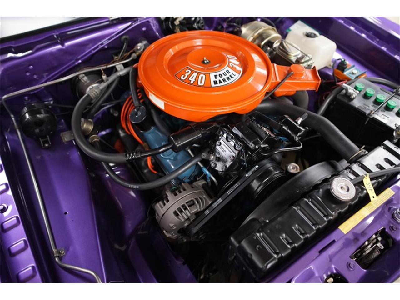 1972 Plymouth Duster (CC-1223225) for sale in Venice, Florida
