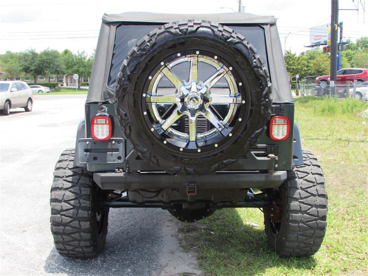 2005 Jeep Wrangler (CC-1223230) for sale in Orlando, Florida