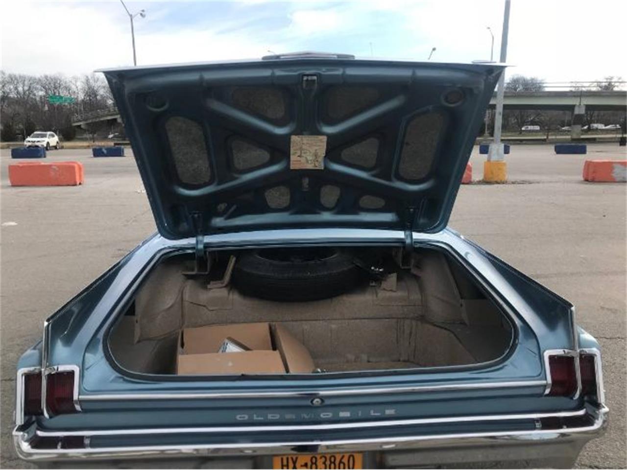 1963 Oldsmobile Dynamic 88 (CC-1223276) for sale in Cadillac, Michigan