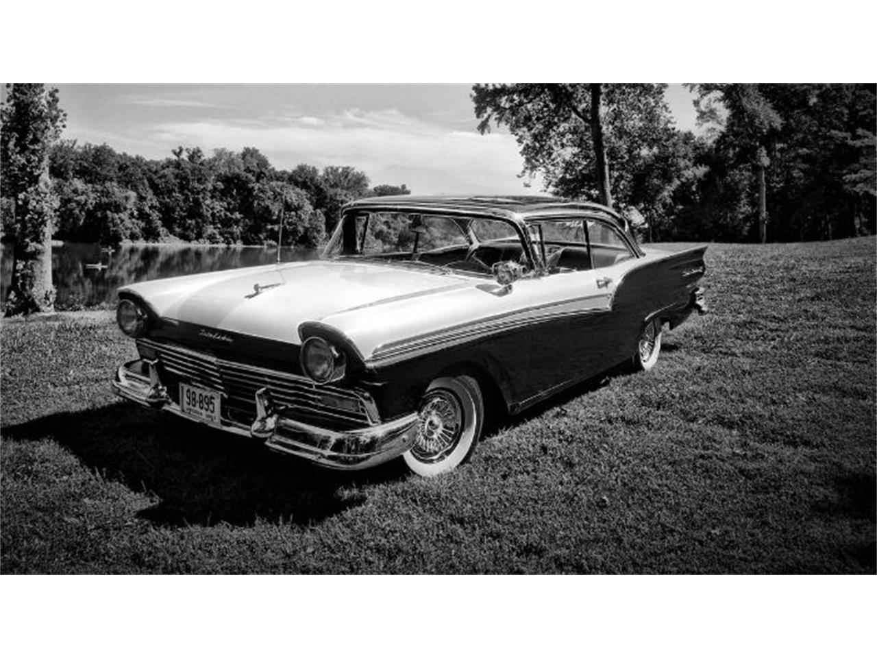 1957 Ford Fairlane 500 (CC-1223288) for sale in Cadillac, Michigan