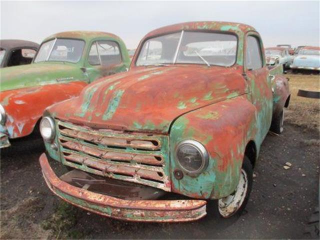 1949 Studebaker Pickup (CC-1223290) for sale in Cadillac, Michigan