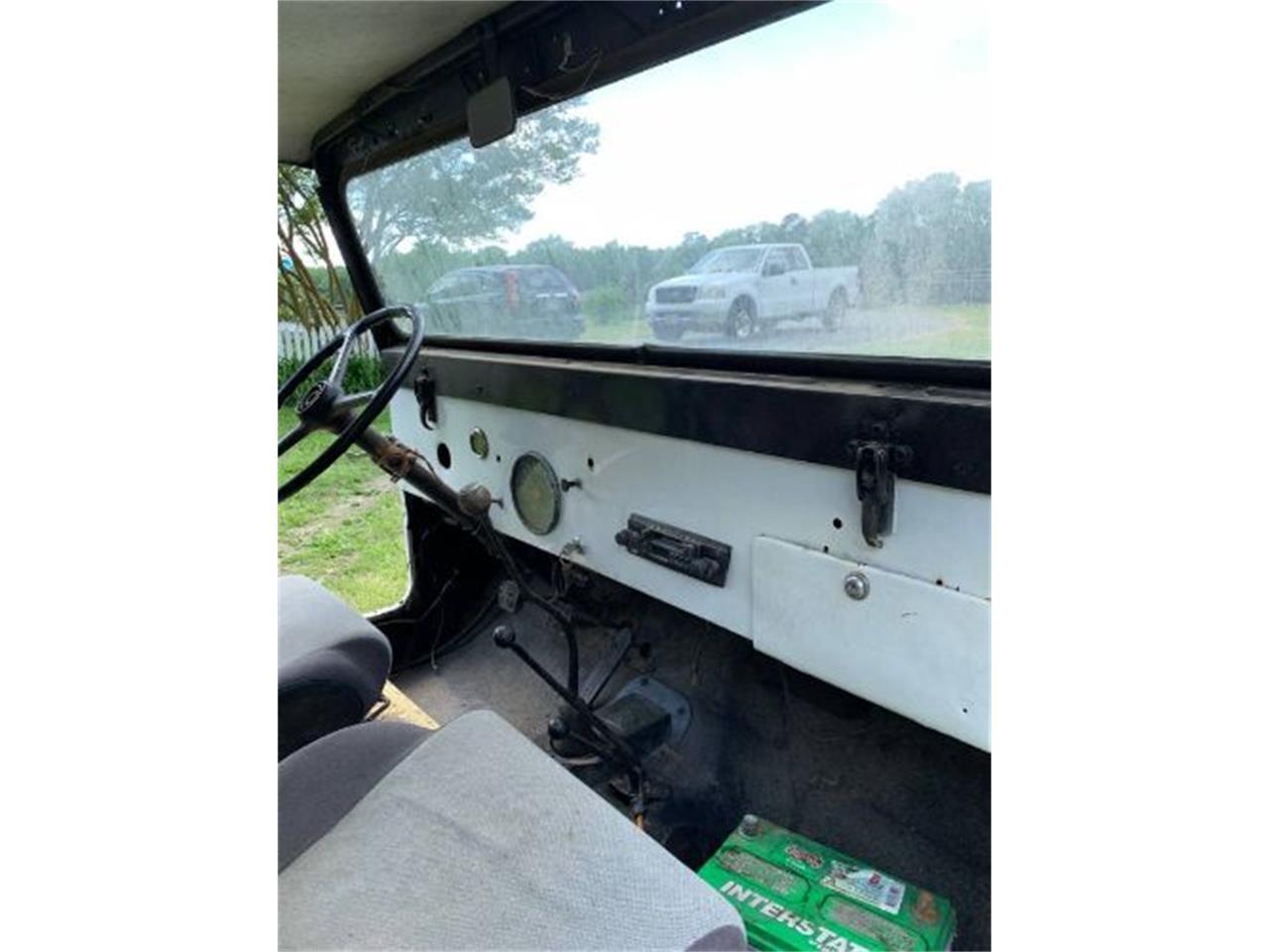 1962 Jeep CJ5 (CC-1223294) for sale in Cadillac, Michigan