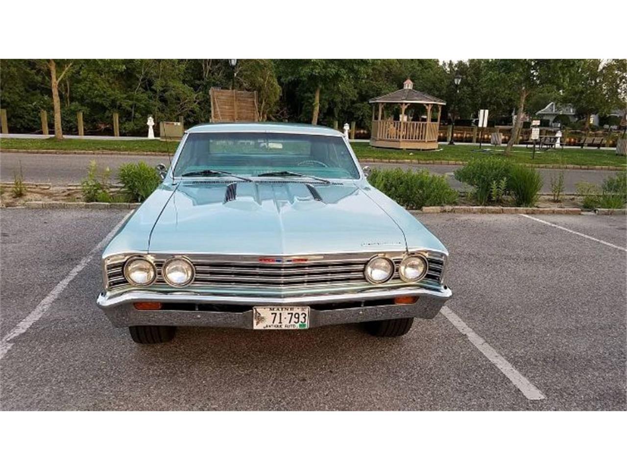 1967 Chevrolet Chevelle (CC-1223310) for sale in Cadillac, Michigan