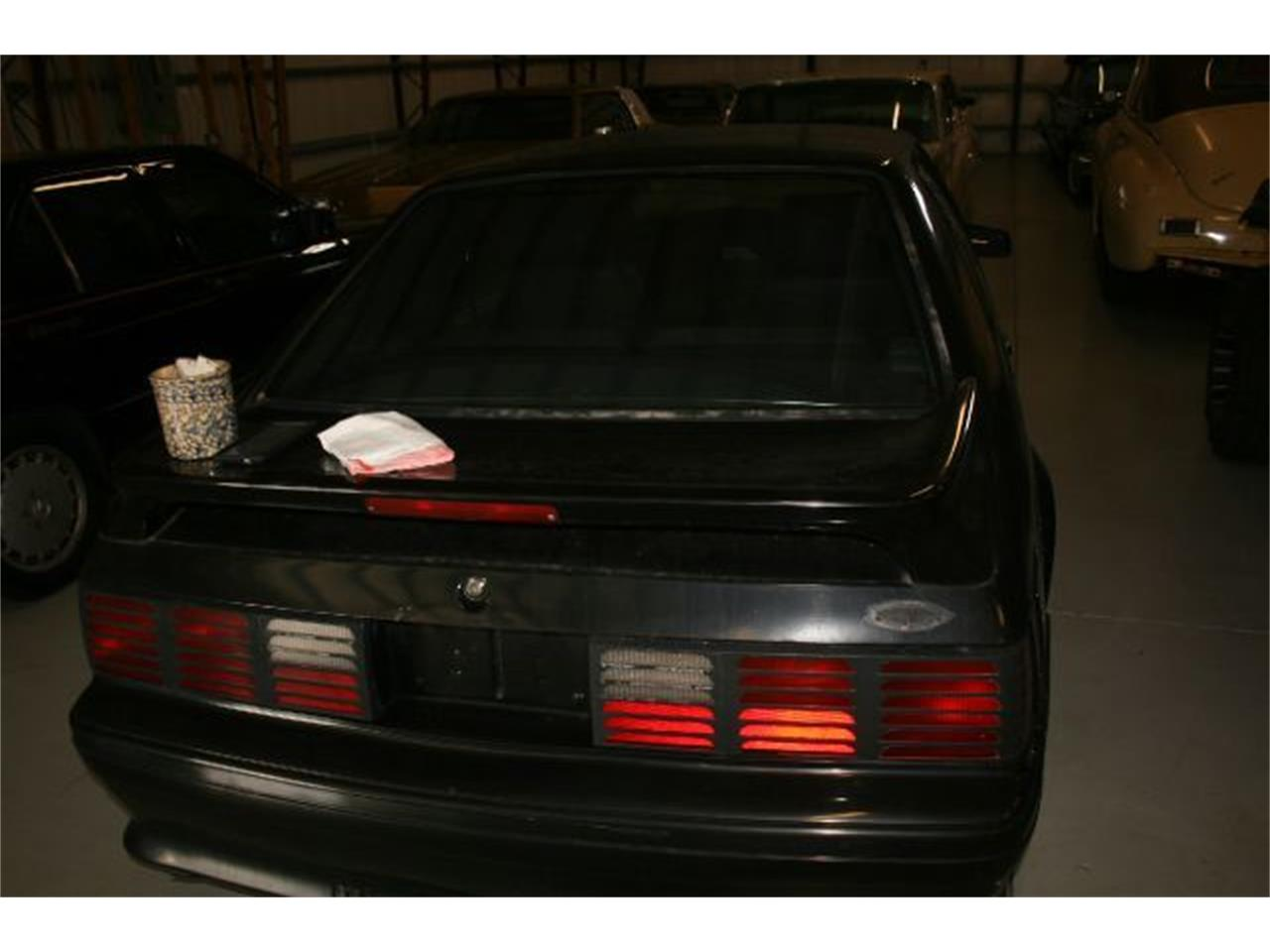 1987 Ford Mustang (CC-1223312) for sale in Cadillac, Michigan