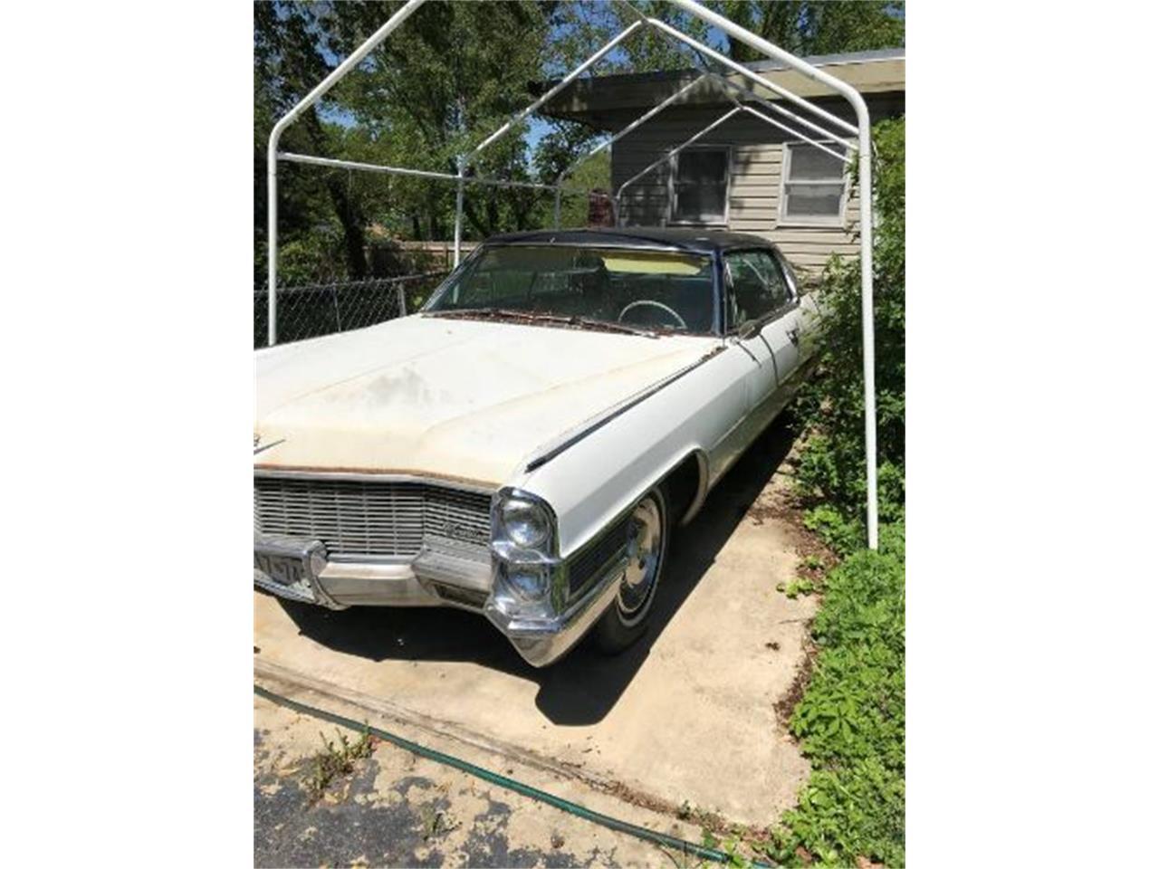 1965 Cadillac Coupe DeVille (CC-1223323) for sale in Cadillac, Michigan