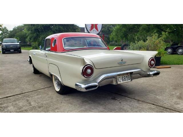 1957 Ford Thunderbird (CC-1223333) for sale in Cadillac, Michigan