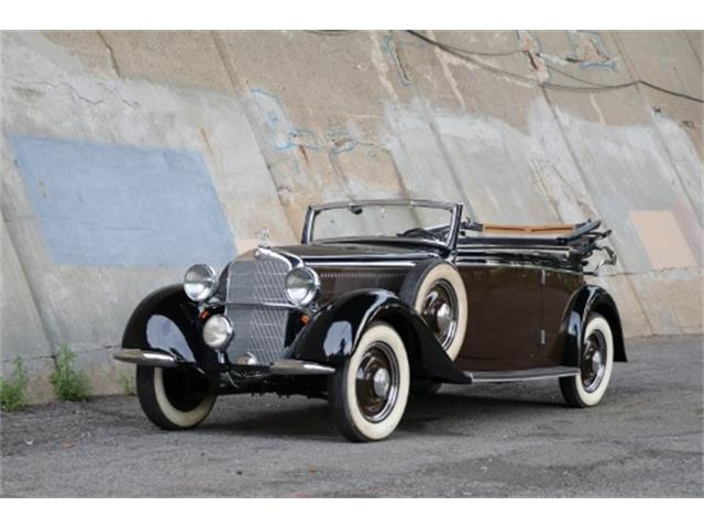 1937 Mercedes-Benz 230B (CC-1220335) for sale in Astoria, New York