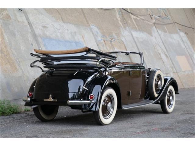 1937 Mercedes-Benz 230B (CC-1220335) for sale in Astoria, New York